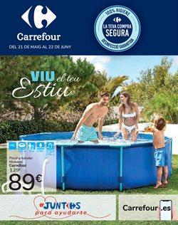 Ofertas de Hiper-Supermercados en el catálogo de Carrefour en Girona ( 2 días publicado )