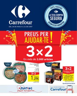 Catálogo Carrefour en Ametlla del Vallés ( 9 días más )
