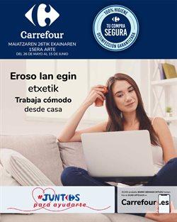 Ofertas de Informática y Electrónica en el catálogo de Carrefour en Mondragón ( 16 días más )