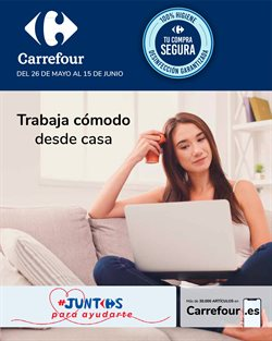 Ofertas de Informática y Electrónica en el catálogo de Carrefour en San Fernando ( 16 días más )