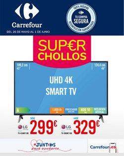 Ofertas de Hiper-Supermercados en el catálogo de Carrefour en San Cristobal de la Laguna (Tenerife) ( Publicado hoy )