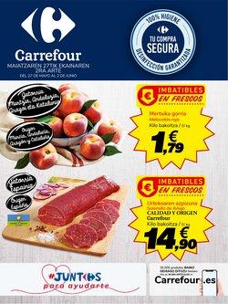 Ofertas de Hiper-Supermercados en el catálogo de Carrefour en Tolosa ( 3 días más )