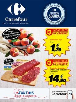 Ofertas de Hiper-Supermercados en el catálogo de Carrefour en Torrejón ( Caduca mañana )