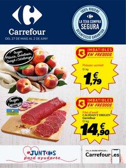 Catálogo Carrefour en Ametlla del Vallés ( Caduca hoy )