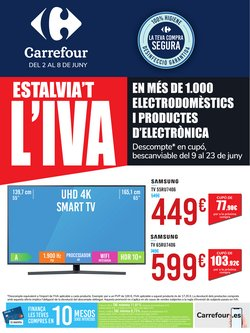 Catálogo Carrefour ( Caduca mañana )