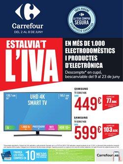 Catálogo Carrefour en Ametlla del Vallés ( Publicado hoy )
