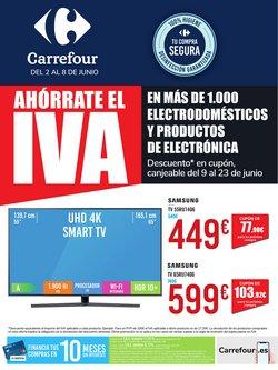 Catálogo Carrefour en Sevilla ( 2 días publicado )