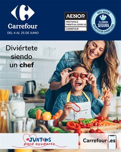 Ofertas de Hiper-Supermercados en el catálogo de Carrefour en Ourense ( Publicado hoy )