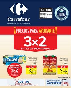 Catálogo Carrefour en Santa Cruz de Tenerife ( 7 días más )