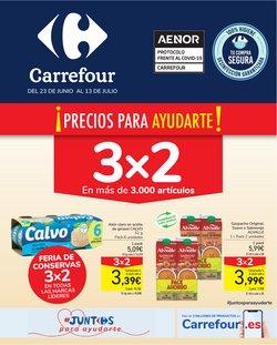 Catálogo Carrefour en Madrid ( 7 días más )