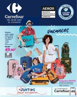 Catálogo Carrefour en Girona ( Caduca hoy )