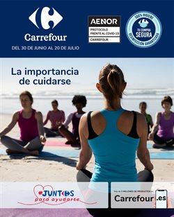 Ofertas de Deporte en el catálogo de Carrefour en San Vicente del Raspeig ( 4 días más )