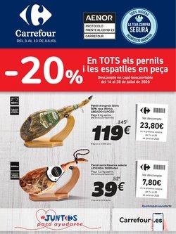 Catálogo Carrefour en Cornellà ( 5 días más )