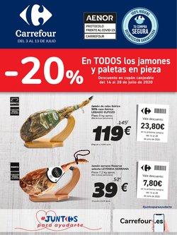 Catálogo Carrefour en Ávila ( 5 días más )