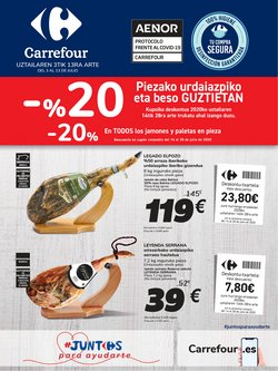 Catálogo Carrefour en Vitoria ( Caduca mañana )