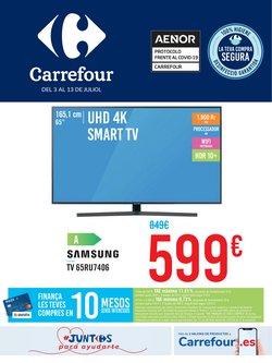 Ofertas de Informática y Electrónica en el catálogo de Carrefour en Arenys de Mar ( Publicado ayer )