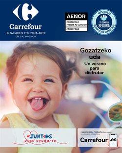 Catálogo Carrefour en Erandio ( 14 días más )