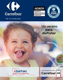 Catálogo Carrefour en Santa Cruz de Tenerife ( 14 días más )