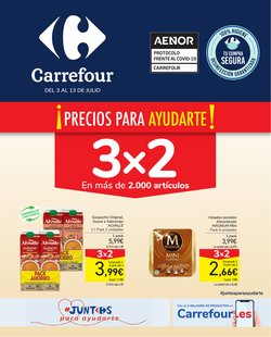 Catálogo Carrefour en A Coruña ( 2 días publicado )