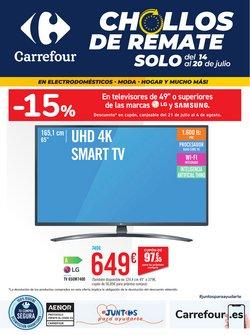 Ofertas de Informática y Electrónica en el catálogo de Carrefour en Santander ( 2 días publicado )
