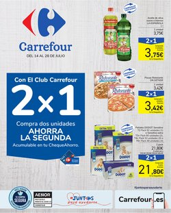 Catálogo de Carrefour El Saler en Valencia ( Publicado ayer )