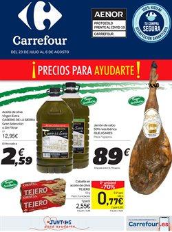 Catálogo Carrefour en El Ejido ( 3 días más )
