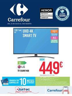 Ofertas de Informática y Electrónica en el catálogo de Carrefour en Calvià ( Caduca hoy )