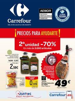 Catálogo Carrefour en San Vicente del Raspeig ( 2 días más )