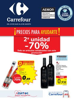 Catálogo Carrefour en Pamplona ( 3 días más )