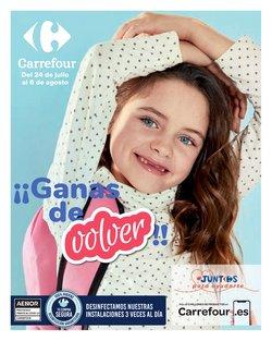 Ofertas de Juguetes y Bebés en el catálogo de Carrefour en Pamplona ( 3 días más )