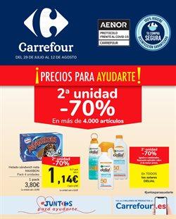 Catálogo de Carrefour El Bulevar en Ávila ( 5 días más )