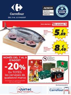 Ofertas de Hiper-Supermercados en el catálogo de Carrefour en Sant Just Desvern ( Caduca hoy )