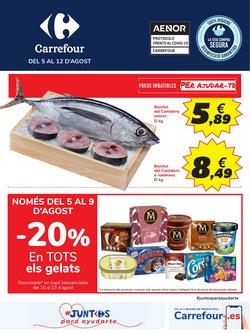 Ofertas de Hiper-Supermercados en el catálogo de Carrefour en Igualada ( 3 días publicado )