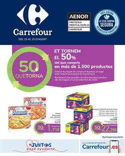 Catálogo Carrefour en Gava ( Publicado ayer )