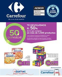 Ofertas de Hiper-Supermercados en el catálogo de Carrefour en Andújar ( 2 días publicado )