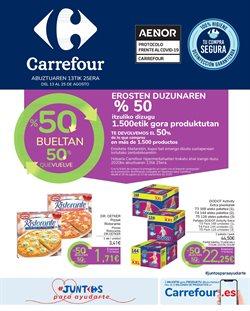 Ofertas de Hiper-Supermercados en el catálogo de Carrefour en Gernika-Lumo ( Publicado hoy )
