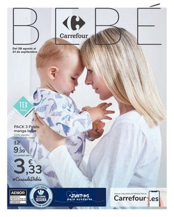Ofertas de Juguetes y Bebés en el catálogo de Carrefour en Churra ( Caduca hoy )
