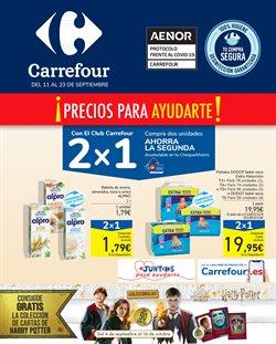 Catálogo Carrefour en Sanlúcar de Barrameda ( Caduca hoy )