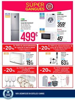 Catálogo Carrefour en Vilanova i la Geltru ( 3 días publicado )