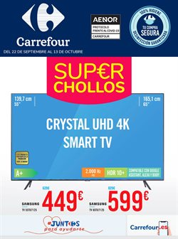 Ofertas de Informática y Electrónica en el catálogo de Carrefour en La Rambla ( Publicado ayer )