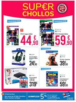 Catálogo Carrefour en Alicante ( 3 días publicado )