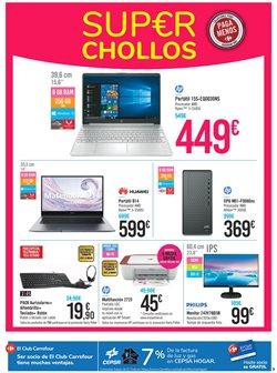 Catálogo Carrefour en Antequera ( Publicado ayer )