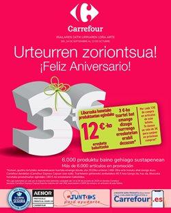Catálogo Carrefour en Barakaldo ( 13 días más )