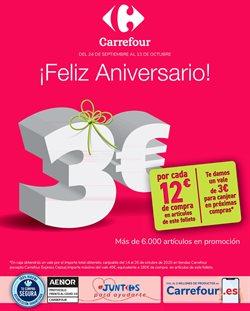 Catálogo Carrefour en Paterna ( 3 días publicado )
