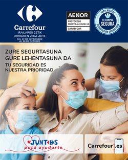 Catálogo Carrefour en Barakaldo ( 26 días más )