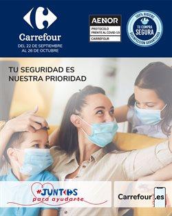 Catálogo Carrefour en Vecindario ( 29 días más )
