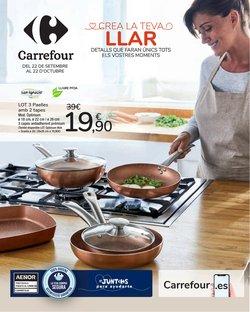 Ofertas de Hogar y Muebles en el catálogo de Carrefour en Figueres ( 25 días más )