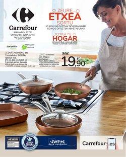 Catálogo Carrefour en Zigoitia ( 2 días más )