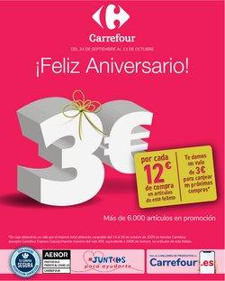 Catálogo Carrefour en Vecindario ( 3 días publicado )