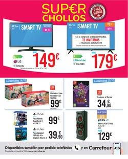 Ofertas de Juegos consola en Carrefour